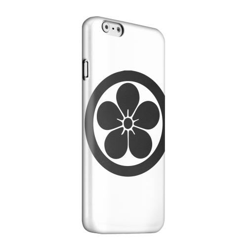 Geeks Designer Line (GDL) Apple iPhone 6 Matte Hard Back Cover - Umebachi Kamon v.3