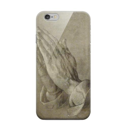 Geeks Designer Line (GDL) Apple iPhone 6 Matte Hard Back Cover - Albrecht Durer Praying Hands