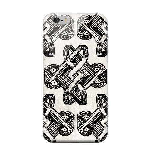 Geeks Designer Line (GDL) Apple iPhone 6 Matte Hard Back Cover - Tribal Art