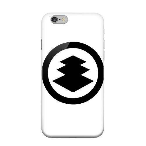 Geeks Designer Line (GDL) Apple iPhone 6 Matte Hard Back Cover - Hishi Kamon v.2