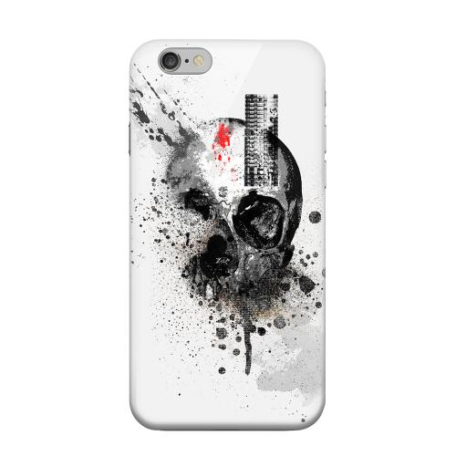 Geeks Designer Line (GDL) Apple iPhone 6 Matte Hard Back Cover - Deconstruction