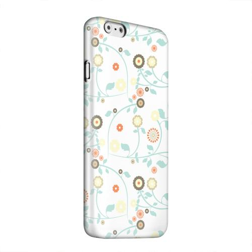 Geeks Designer Line (GDL) Apple iPhone 6 Matte Hard Back Cover - Floral 2 Multi-colored