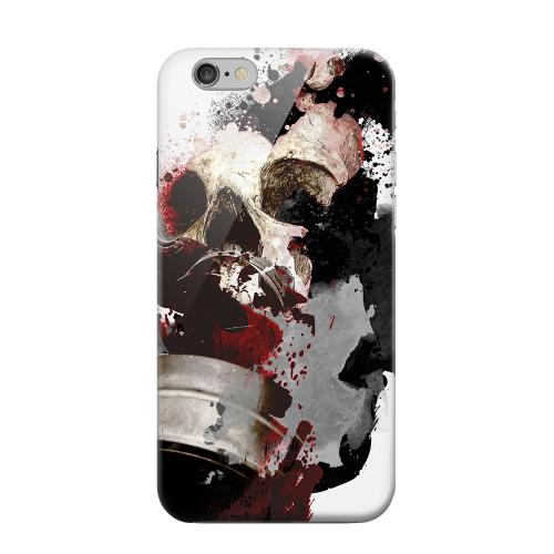 Geeks Designer Line (GDL) Apple iPhone 6 Matte Hard Back Cover - The Addict