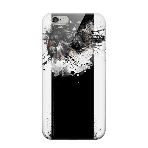 Geeks Designer Line (GDL) Apple iPhone 6 Matte Hard Back Cover - The Plague