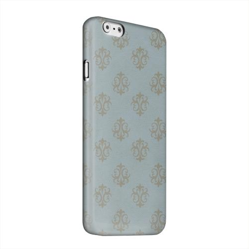 Geeks Designer Line (GDL) Apple iPhone 6 Matte Hard Back Cover - Ornamental Monaco Blue