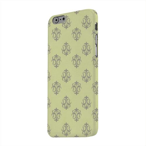 Geeks Designer Line (GDL) Apple iPhone 6 Matte Hard Back Cover - Ornamental Tender Shoots