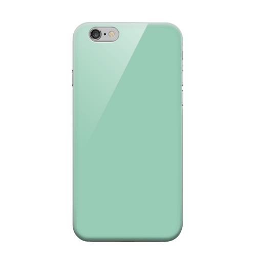 Geeks Designer Line (GDL) Apple iPhone 6 Matte Hard Back Cover - S13 Pantone Grayed Jade