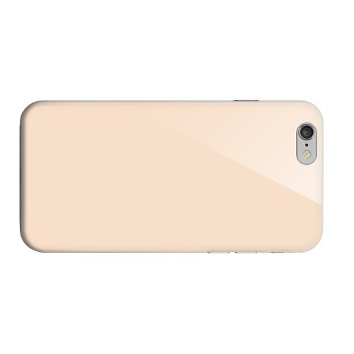 Geeks Designer Line (GDL) Apple iPhone 6 Matte Hard Back Cover - S13 Pantone Linen