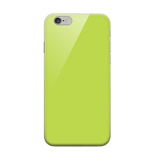 Geeks Designer Line (GDL) Apple iPhone 6 Matte Hard Back Cover - S13 Pantone Tender Shoots