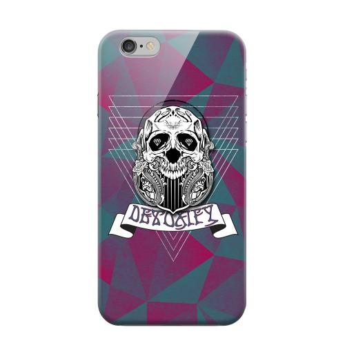 Geeks Designer Line (GDL) Apple iPhone 6 Matte Hard Back Cover - Detoxify
