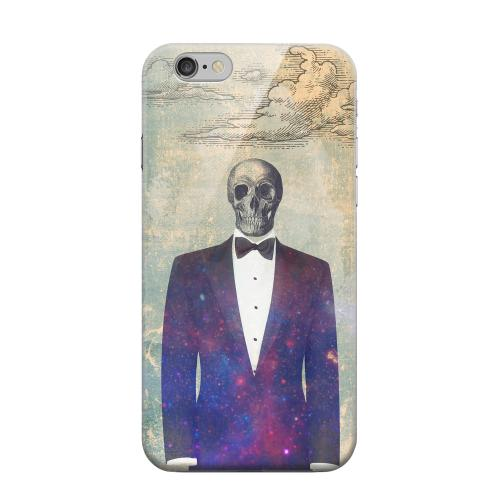 Geeks Designer Line (GDL) Apple iPhone 6 Matte Hard Back Cover - Deathbonair