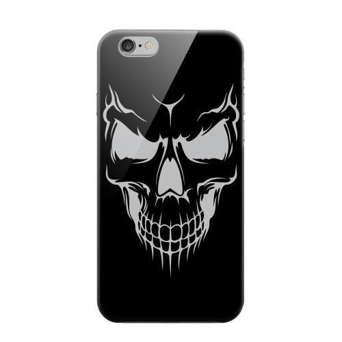 Geeks Designer Line (GDL) Apple iPhone 6 Matte Hard Back Cover - Evil Dead Mesh on Black
