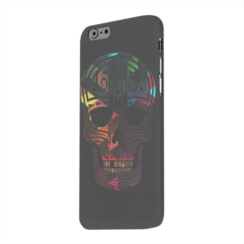 Geeks Designer Line (GDL) Apple iPhone 6 Matte Hard Back Cover - Rapero Muerto Geometric Color on Mesh