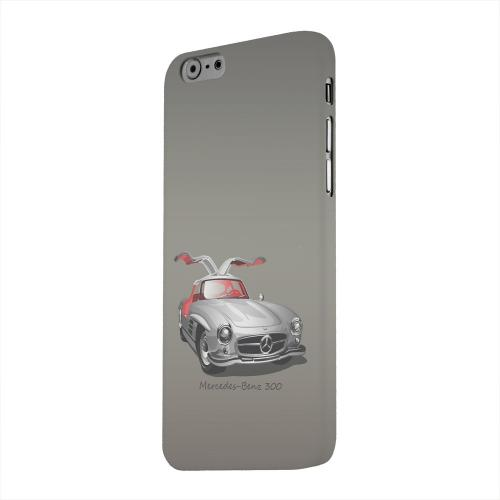Geeks Designer Line (GDL) Apple iPhone 6 Matte Hard Back Cover - Classic Benz 300 Fade
