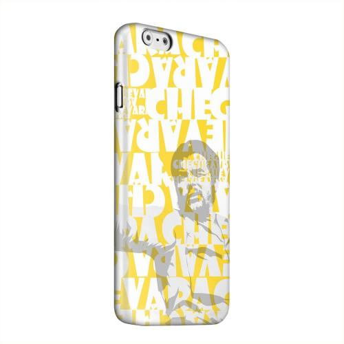 Geeks Designer Line (GDL) Apple iPhone 6 Matte Hard Back Cover - Che Guevara Discurso Faded Yellow
