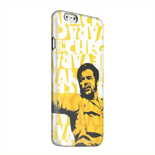 Geeks Designer Line (GDL) Apple iPhone 6 Matte Hard Back Cover - Che Guevara Discurso Pure Yellow