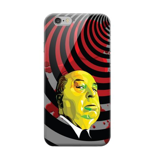 Geeks Designer Line (GDL) Apple iPhone 6 Matte Hard Back Cover - Hitchcock Vertigo