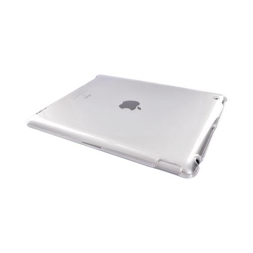 Apple iPad 2nd Gen Hard Case - Transparent Clear