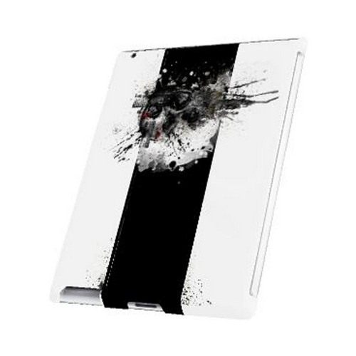 Geeks Designer Line (GDL) Apocalyptic Series Apple iPad (2nd & 3rd Gen.) Hard Back Cover - The Plague