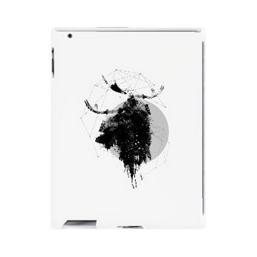 Geeks Designer Line (GDL) Apocalyptic Series Apple iPad (2nd & 3rd Gen.) Hard Back Cover - The Shaman