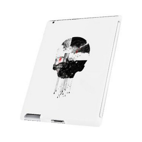 Geeks Designer Line (GDL) Apocalyptic Series Apple iPad (2nd & 3rd Gen.) Hard Back Cover - Skyfall