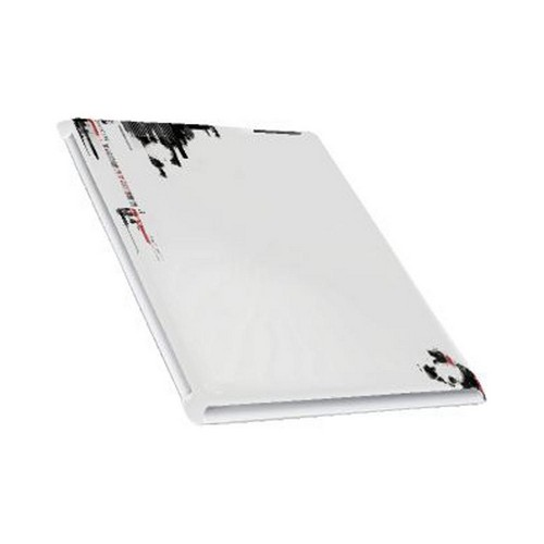 Geeks Designer Line (GDL) Retro Series Apple iPad (2nd & 3rd Gen.) Slim Hard Back Cover - Factory B