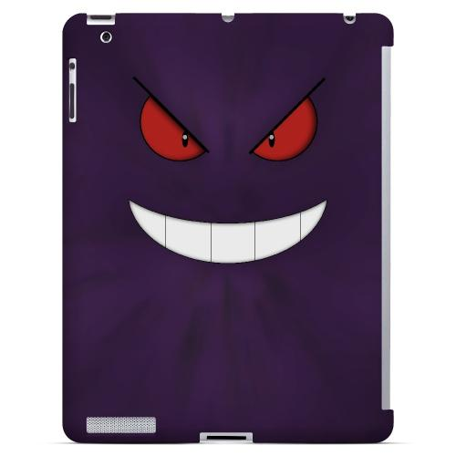 Evil Garp - Geeks Designer Line Toon Series Hard Case for Apple iPad (3rd & 4th Gen.)