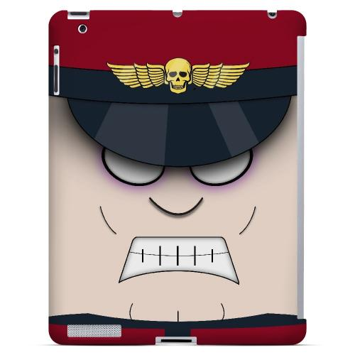 M. Trison - Geeks Designer Line Toon Series Hard Case for Apple iPad (3rd & 4th Gen.)