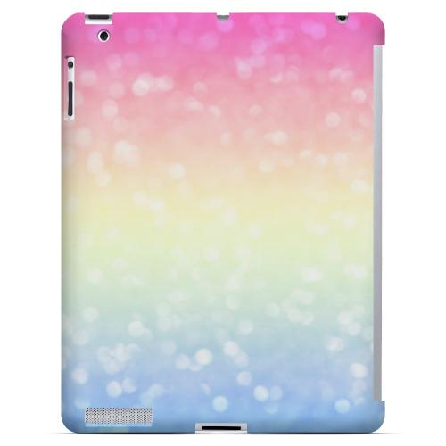 Pale Prismatic - Geeks Designer Line Ombre Series Hard Case for Apple iPad (3rd & 4th Gen.)