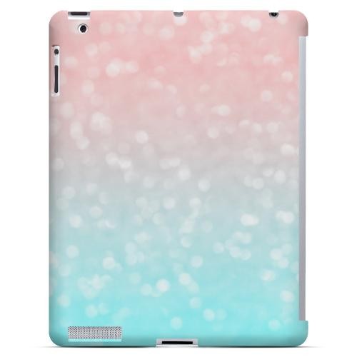 Light Whimsy - Geeks Designer Line Ombre Series Hard Case for Apple iPad (3rd & 4th Gen.)