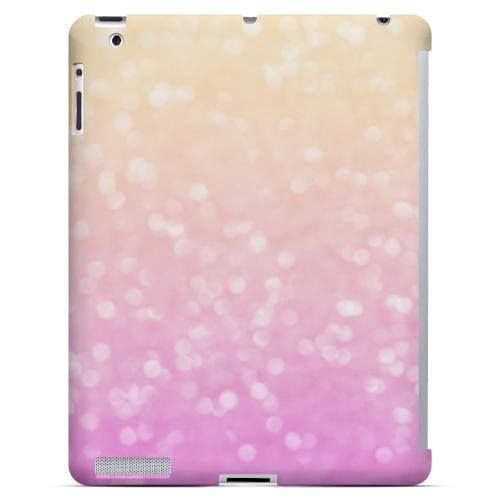 Sorbet - Geeks Designer Line Ombre Series Hard Case for Apple iPad (3rd & 4th Gen.)