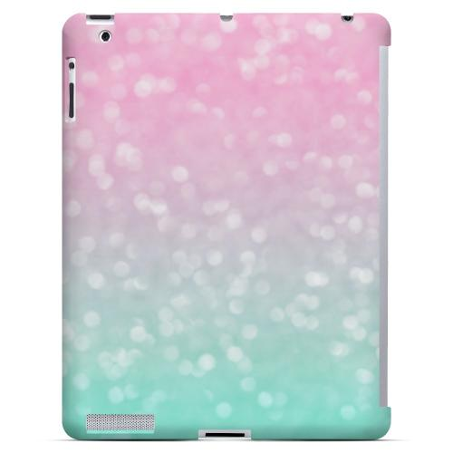 Cherry Blossom Scream - Geeks Designer Line Ombre Series Hard Case for Apple iPad (3rd & 4th Gen.)