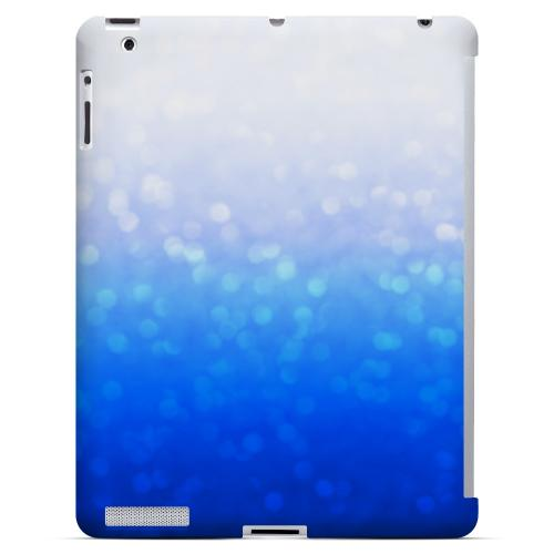 Into the Deep - Geeks Designer Line Ombre Series Hard Case for Apple iPad (3rd & 4th Gen.)