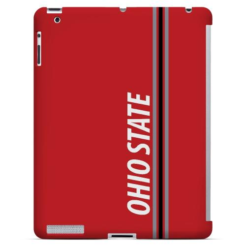 Ohio State - Geeks Designer Line March Madness Series Hard Case for Apple iPad (3rd & 4th Gen.)