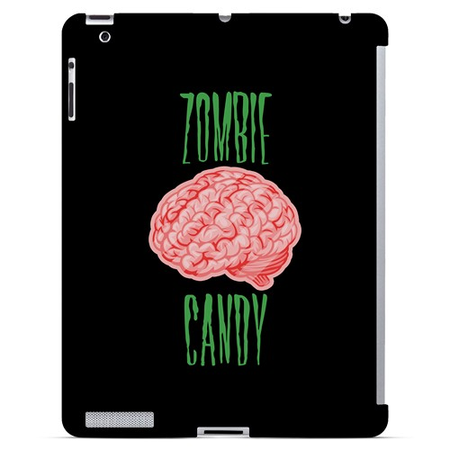 Zombie Candy - Geeks Designer Line Apocalyptic Series Hard Case for Apple iPad (3rd & 4th Gen.)