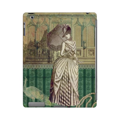 Southern Belle Americana Nostalgia Series GDL Ultra Slim Hard Case for iPad 2/3 Geeks Designer Line