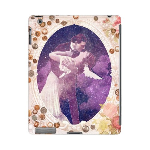 A Midsummer Night Swoon Americana Nostalgia Series GDL Ultra Slim Hard Case for iPad 2/3 Geeks Designer Line