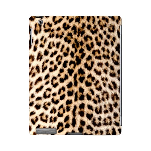 Leopard Print Animal Series GDL Ultra Slim Hard Case for Apple iPad 2/3 Geeks Designer Line
