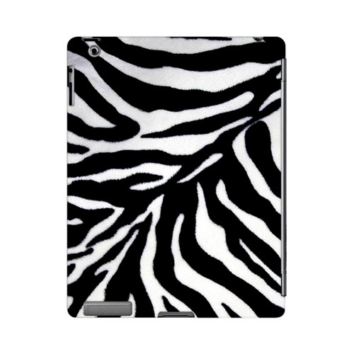 Zebra Print Animal Series GDL Ultra Slim Hard Case for Apple iPad 2/3 Geeks Designer Line