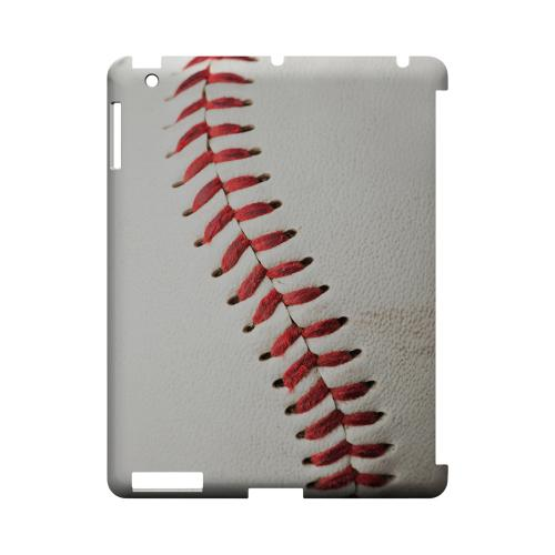 Baseball Geeks Designer Line Sports Series Slim Hard Case for Apple iPad (3rd & 4th Gen.)