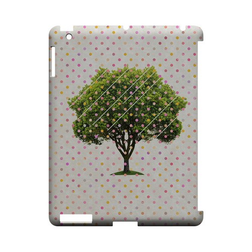 Tree Geeks Designer Line Polka Dot Series Slim Hard Case for Apple iPad (3rd & 4th Gen.)