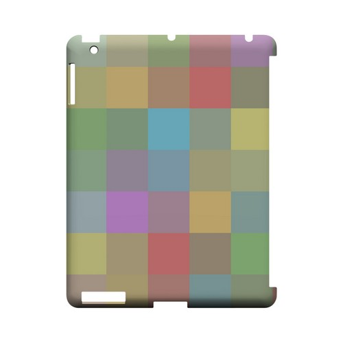 Pixelated Geeks Designer Line Polka Dot Series Slim Hard Case for Apple iPad (3rd & 4th Gen.)