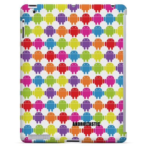 Ultra-Premium Apple iPad (2nd & 3rd Gen.) Slim Hard Case - Glossy Snow White