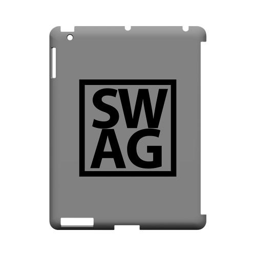Swag Box - Geeks Designer Line Swag Series Hard Case for Apple iPad (3rd & 4th Gen.)