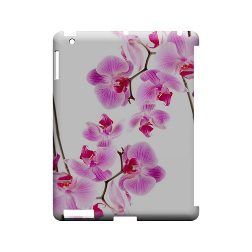 Orchids Orchids - Geeks Designer Line Floral Series Hard Case for Apple iPad (3rd & 4th Gen.)