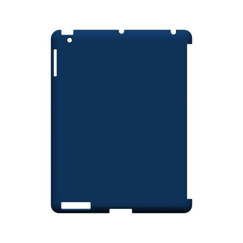 S13 Pantone Monaco Blue - Geeks Designer Line Pantone Color Series Hard Case for Apple iPad (3rd & 4th Gen.)