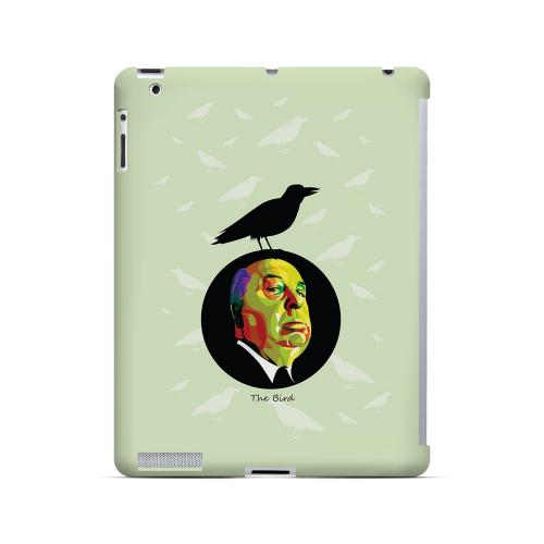 Hitchcock Birds - Geeks Designer Line Revolutionary Series Hard Case for Apple iPad (3rd & 4th Gen.)
