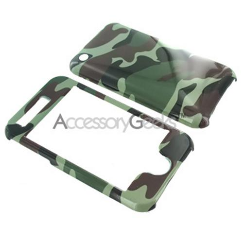 Apple iPhone 3G Hard Protective Case - Camouflage
