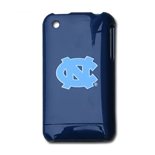 NCAA Licensed Apple iPhone 3G Hard Case - N. Carolina Tar Heels