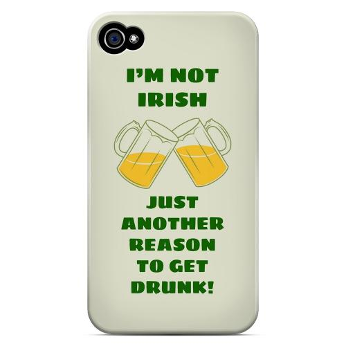 Another Reason - Geeks Designer Line Holiday Series Matte Case for Apple iPhone 4/4S